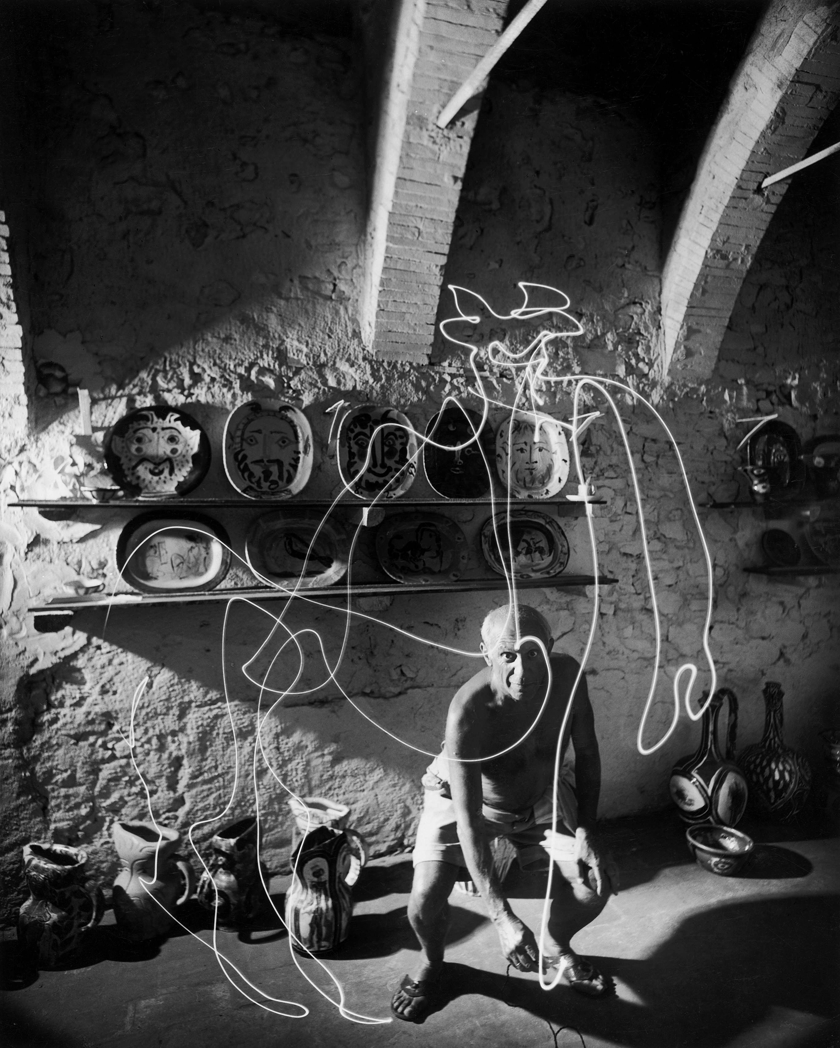 artist pablo picasso painting