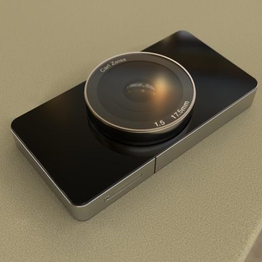 iPhone5-pancake-lens