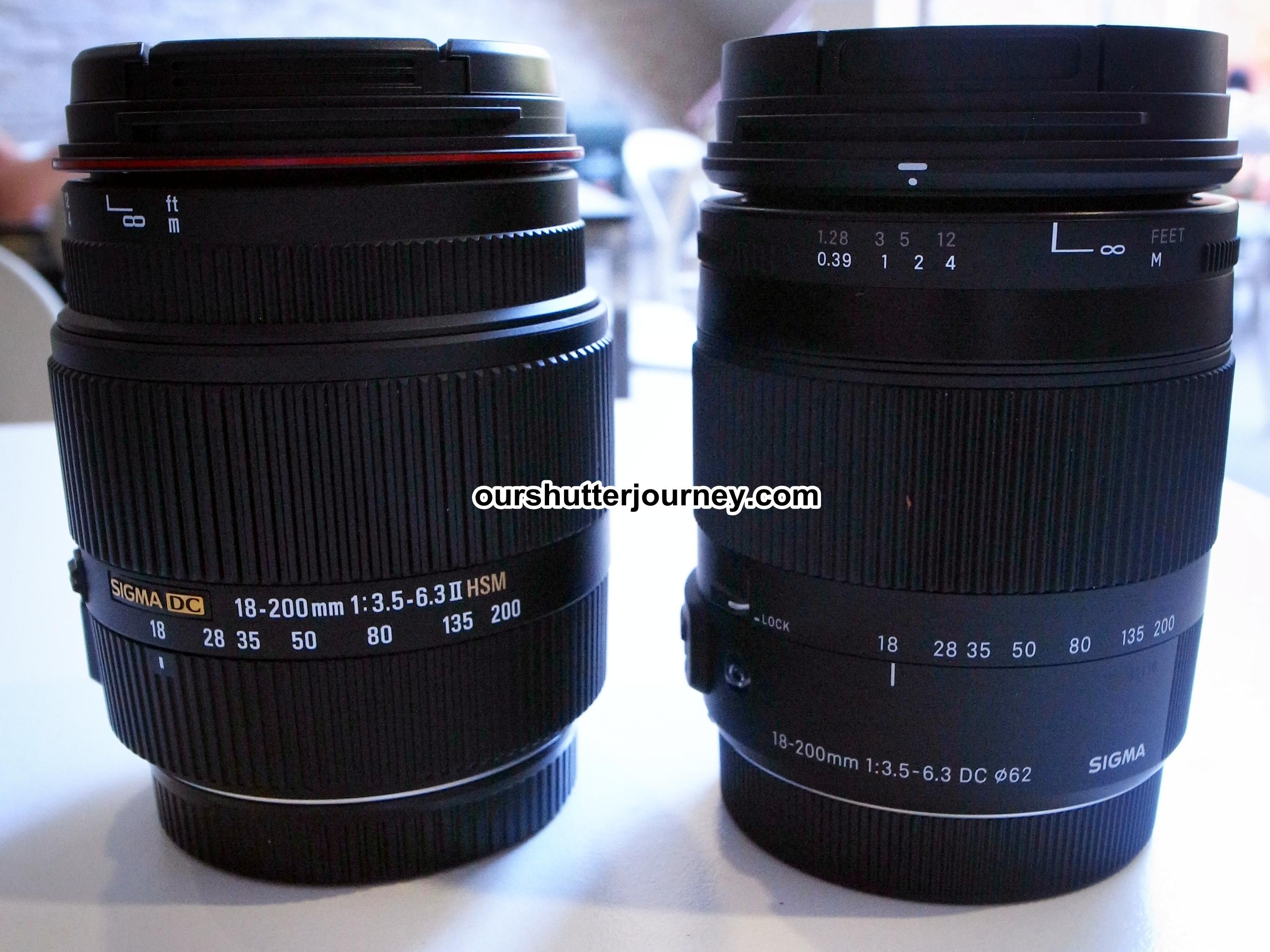 Sigma 18-200mm f/3.5-6.3 DC Macro Contemporary Lens Review