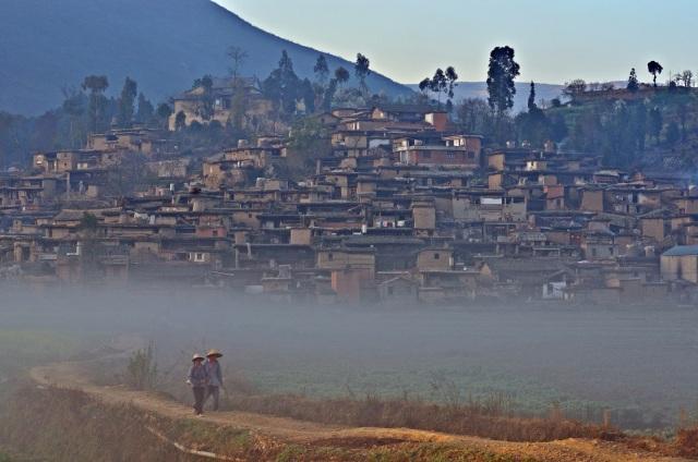 Luxi - 城子村