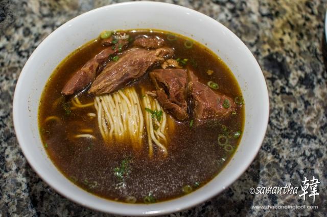 Chinese Cuisine - Beef Brisket La Mian-8551