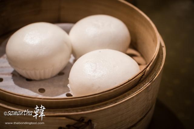 Chinese Cuisine Dim Sum - Baozi-6942