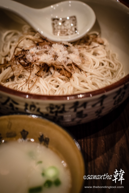 Chinese Cuisine - Hand-pulled La Mian-9083