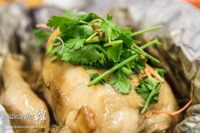 Chinese Cuisine - Herbal Emperor Chicken-6502