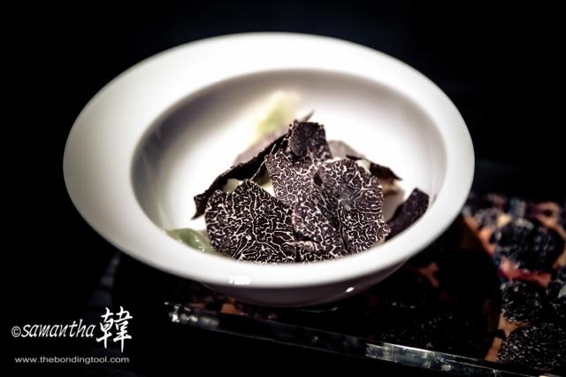 French Cuisine - Black Truffles-0318