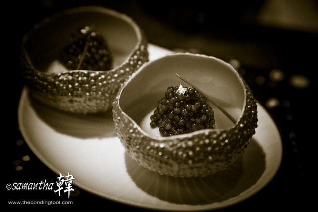 French Cuisine - Le Caviar Impe¦ürial-0239