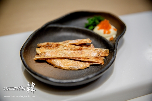 Japanese Cuisine - Fish Snack-9837