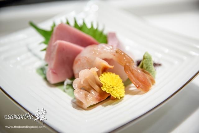 Japanese Cuisine - Sashimi Platter-9844