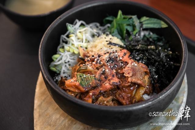 Korean Cuisine -Bibimbab-8474