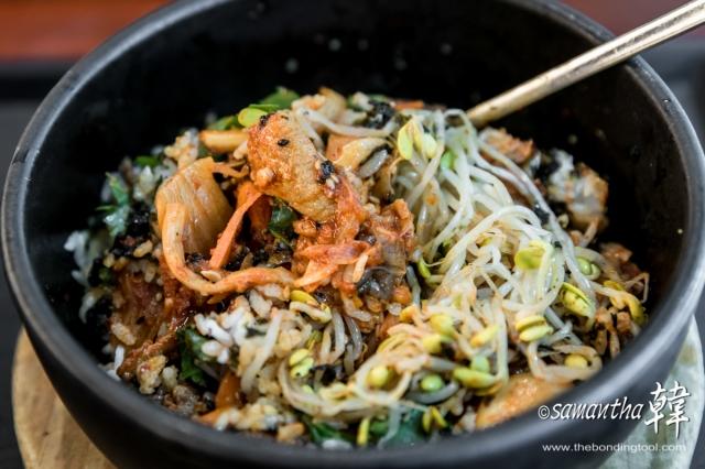 Korean Cuisine -Bibimbab-8483