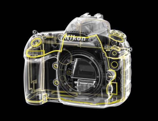 Nikon-D810-camera